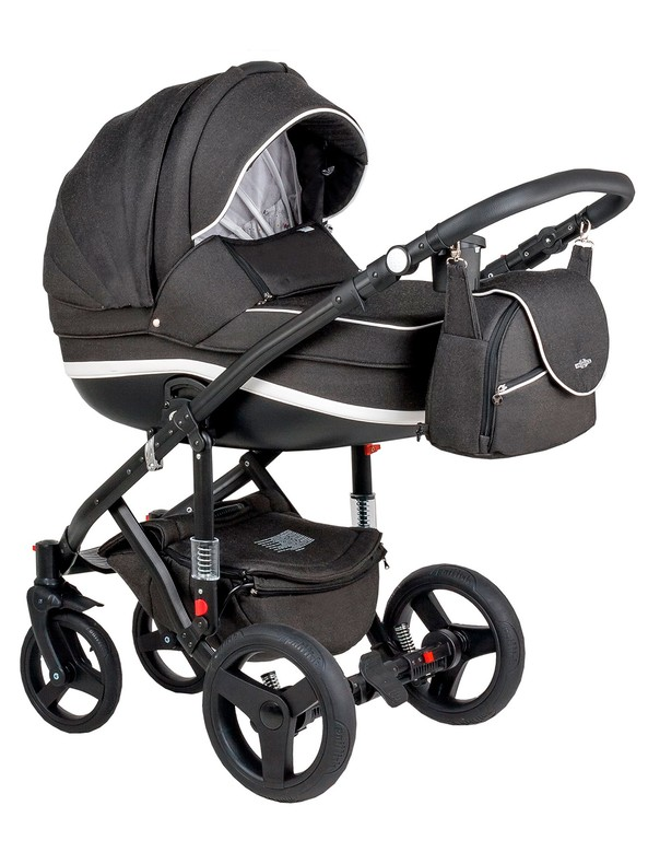 BeBe-mobile MOVO R11 (White-Black)