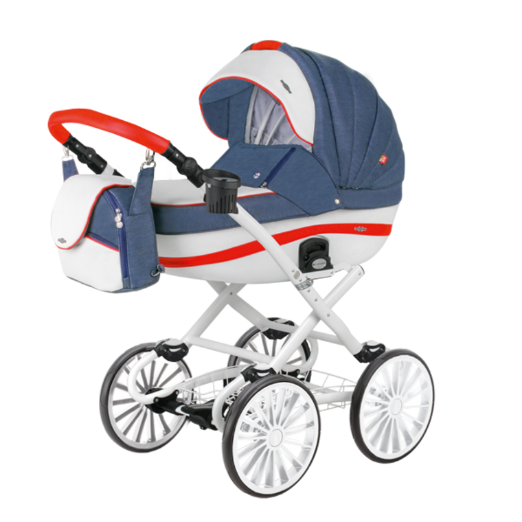 BeBe-mobile INES R1 (Red-Navy-Blue)