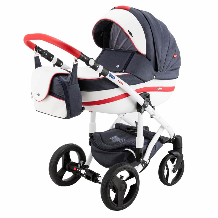 BeBe-mobile MOVO R1 (Red-Navy-Blue)