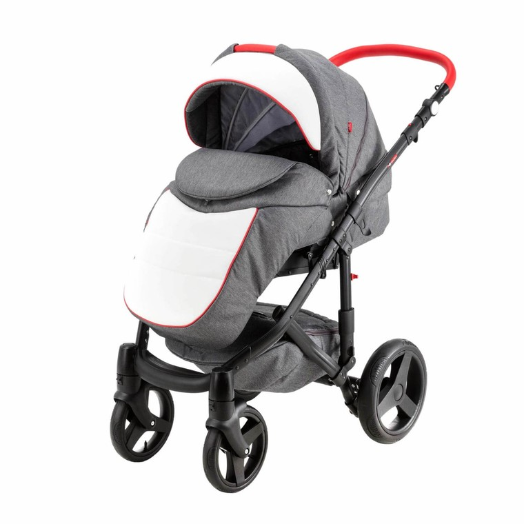 BeBe-mobile MOVO R2 (Red-Graphite)