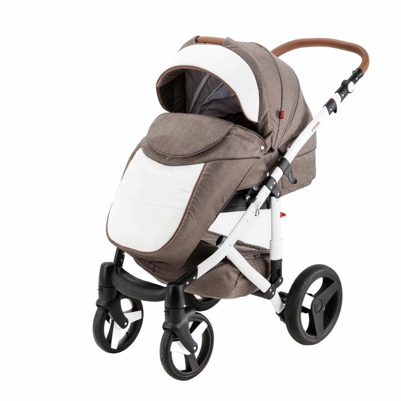 BeBe-mobile MOVO R4 (Chocco-White)