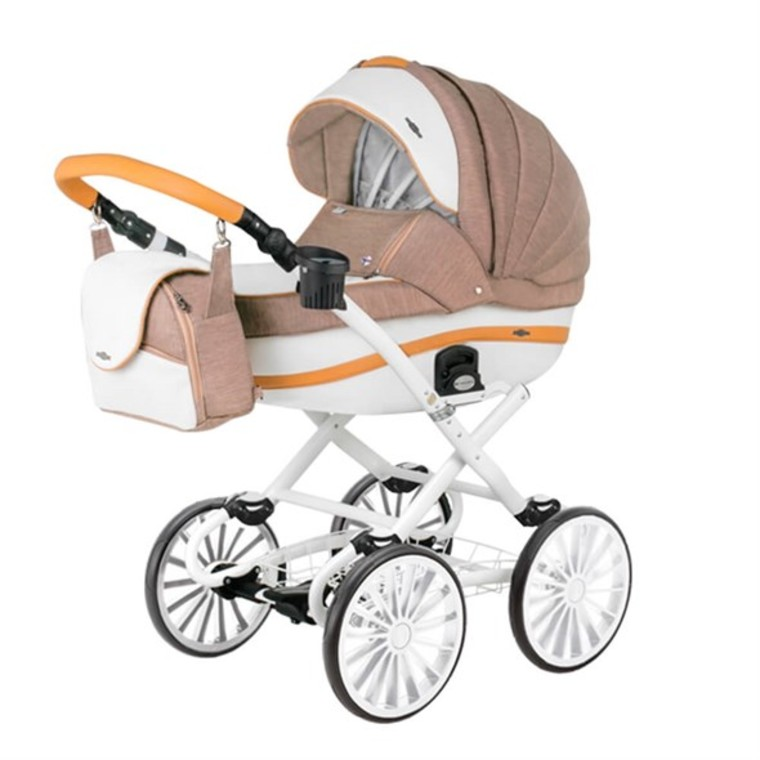BeBe-mobile INES R3 (Biscuit-White)