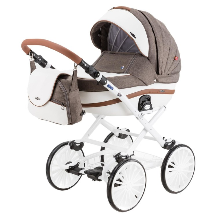 BeBe-mobile INES R4 (Chocco-White)