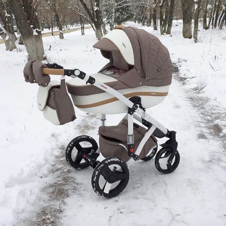 BeBe-mobile MOVO R3 (Biscuit-White)