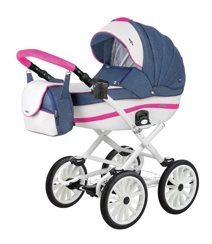 BeBe-mobile INES R8 (Pink-Navy-Blue)