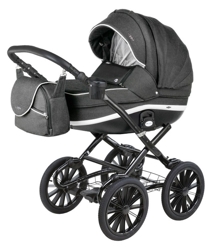 BeBe-mobile INES R11 (White-Black)